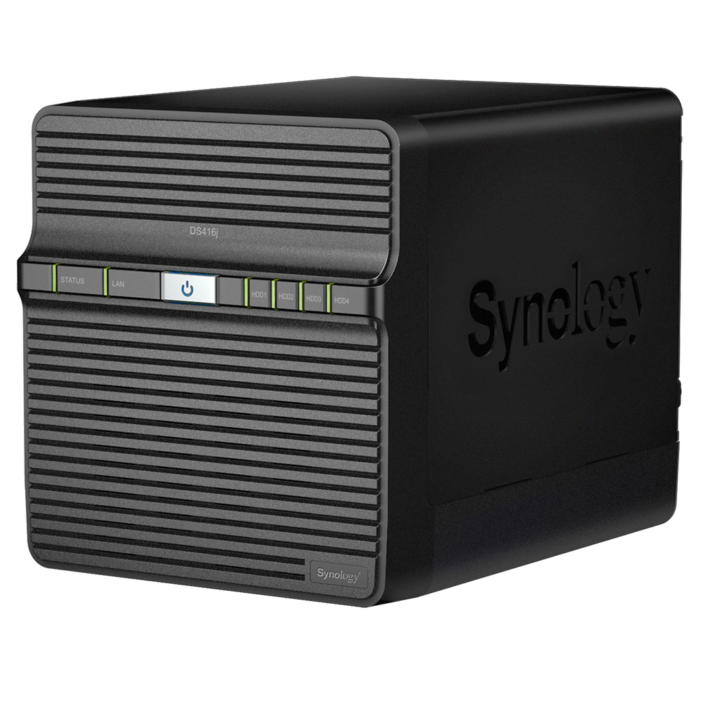 SYNOLOGY Serveur NAS  4 Baies DS416J