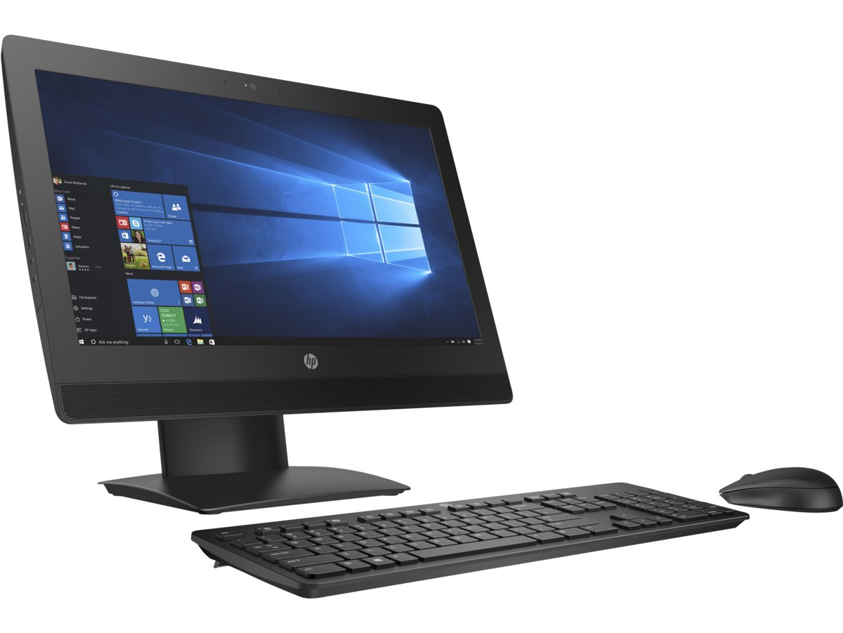 PC de Bureau 400G3 AiO i3-7100T 4GB 500GB FreeDos