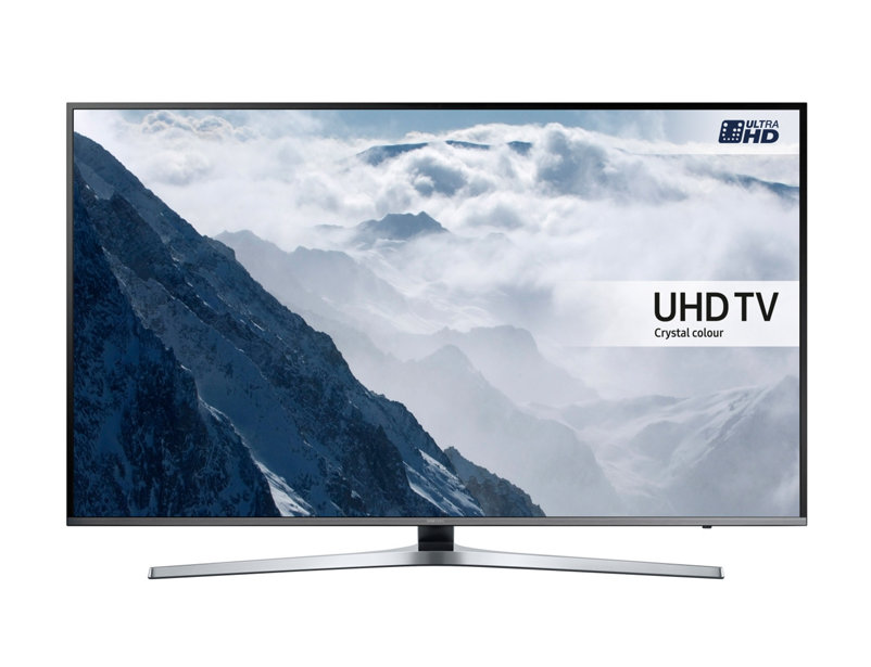 "Smart TV 49"" Series 6 UHD 4K Crystal Colour HDR 49KU6470"