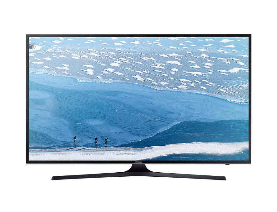 "Smart TV 55"" 4K UHD LED Noir 55KU6070"