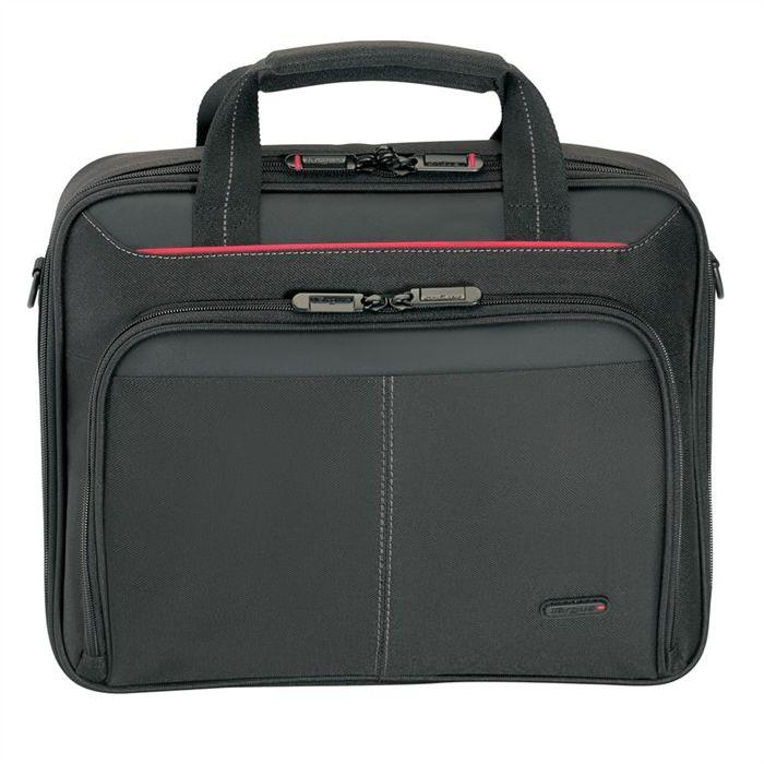 "Classic 15.6"" Clamshell Laptop Case Black CN31-72"