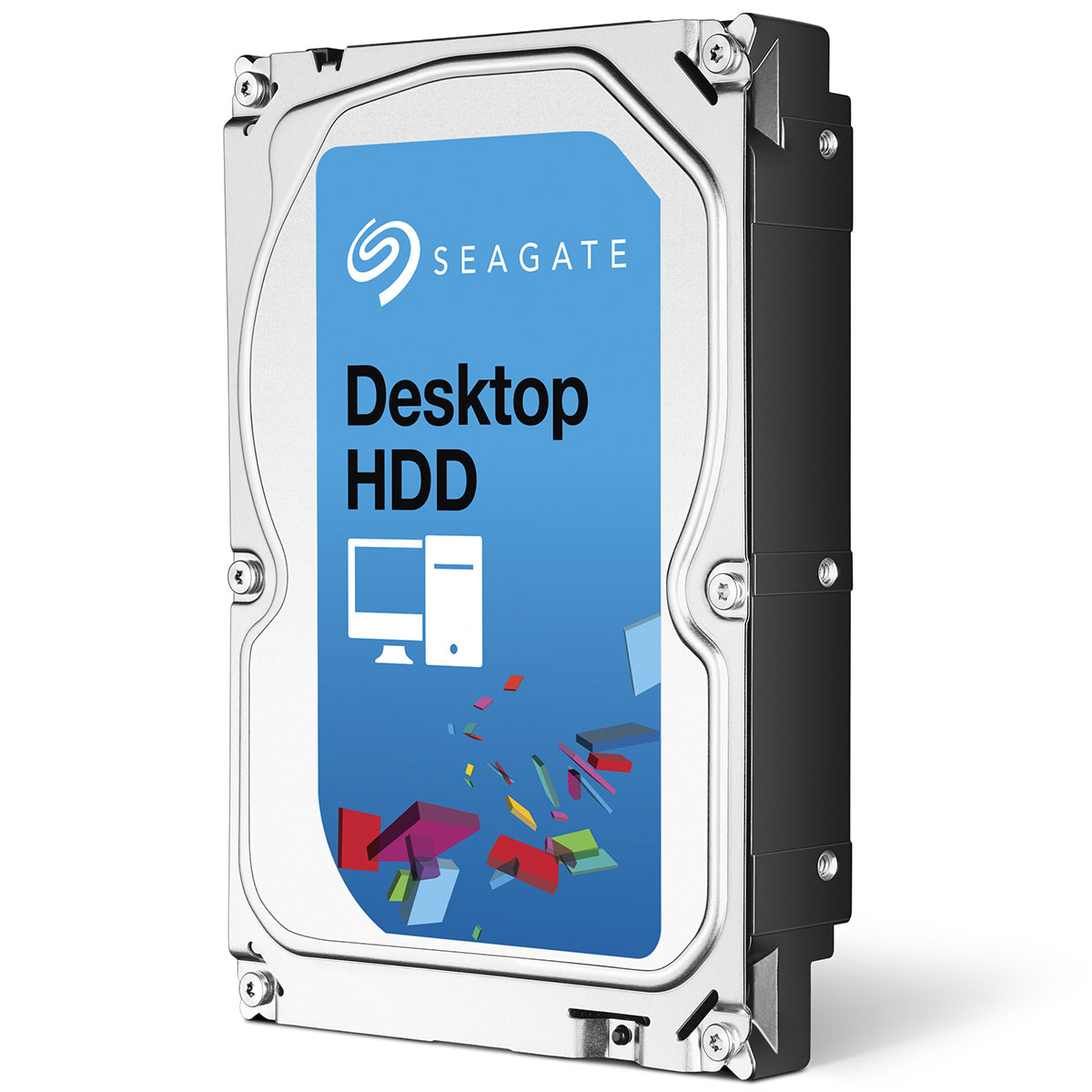 "Seagate ST1000DM003 Barracuda Disque dur interne 3,5"" SATA III 7200 tours/min 1 To 1000G/5900RPM/64M/ SATA 6Gb/s"