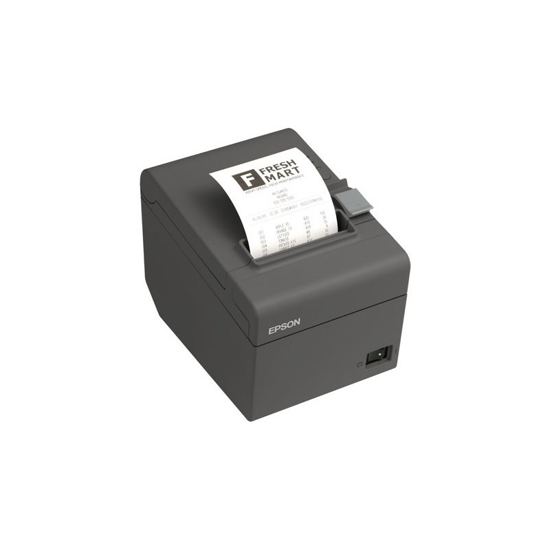 Imprimantes Caisse TM-T20II (007): Built-in USB + Ethernet, PS,Thermique POS printer 203 x 203DPI C31CD52007