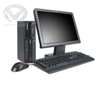 Pc Portable THINKCENTRE M70e SFF Intel® Dual Core E5500 0830A39