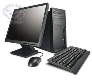 Pc Portable THINKCENTRE M70e SFF Intel Dual Core E5500 0830A42