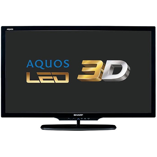 "SHARP 46"" LED 3D 46LE730"