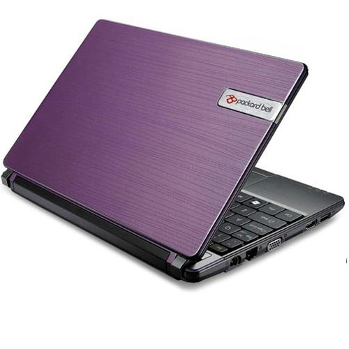 "Note book 10,1"" WSVGA DOTS C intel  ATOM N2600  320GB de Disque Dur WIFI-HDMI Linux/ Purple 4712196586249"