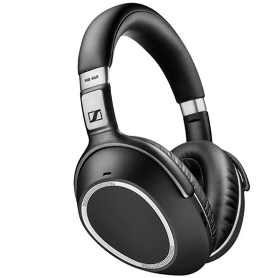 MB 660 UC MS Micro Casque Bluetooth 4.2 Multipoint avec Réduction des Bruits 507093