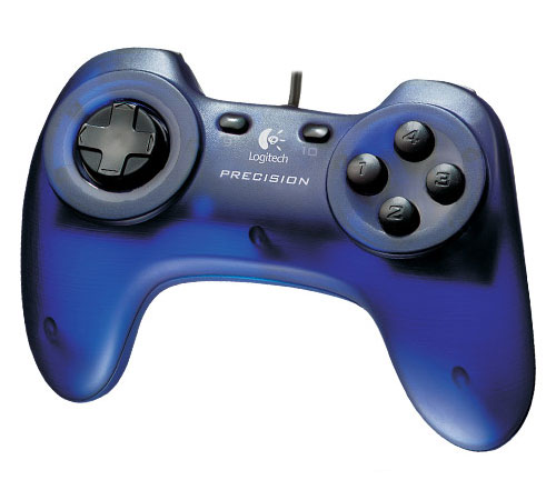 PRECISION GAMEPAD (USB)-PRECISION GAMEPAD (USB)