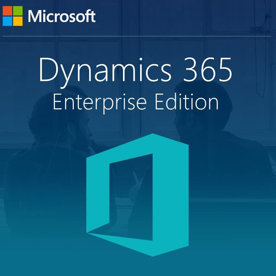 Dynamics 365 Enterprise edition Plan 1 - Tier 1 (1-99 users) BB85-6F50979F0579