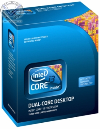 Processeur Intel Core i3 530 (2.93 GHz) BX80616I3530