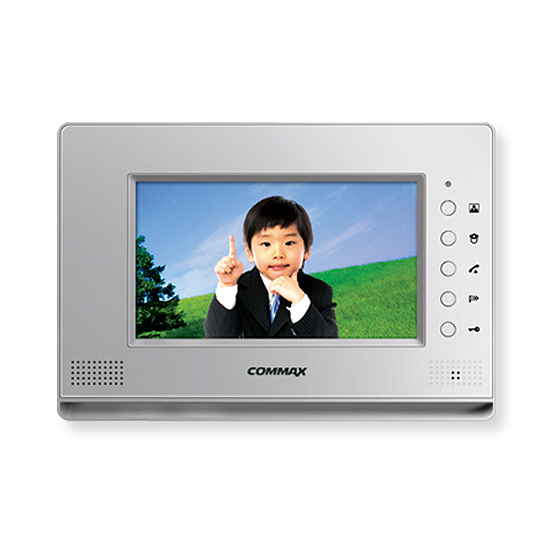 7 inch Color video phone for Gate View System CAV-70GA