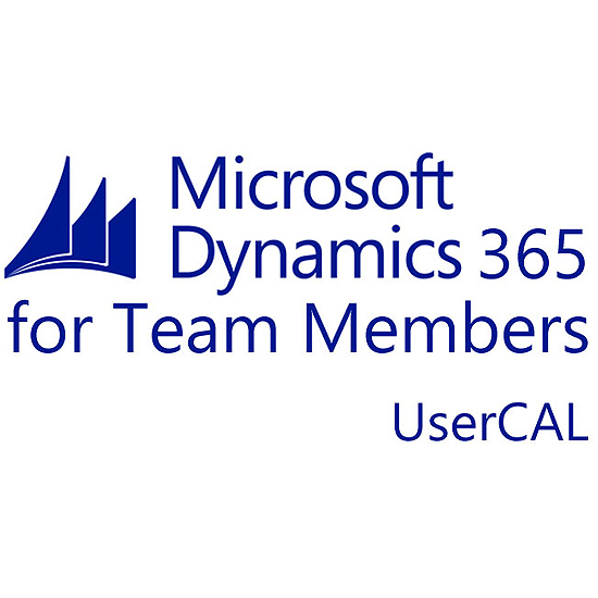 Dynamics 365 For Team Members 1License NoLevel UsrCAL Qualified EMJ-00058