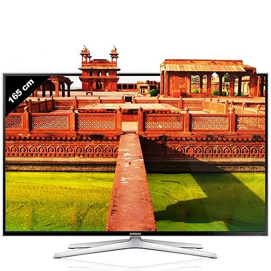 Smart TV Edge LED 1080p, CMR 400, Quad Core, Smart Hub H6400