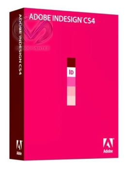Adobe InDesign CS4 version Afrique du Nord IDCS4AFNW