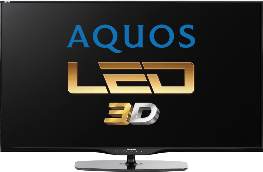 TV SHARP 50'' FULL HD SMART 3D AQUOS LC-50LE650E