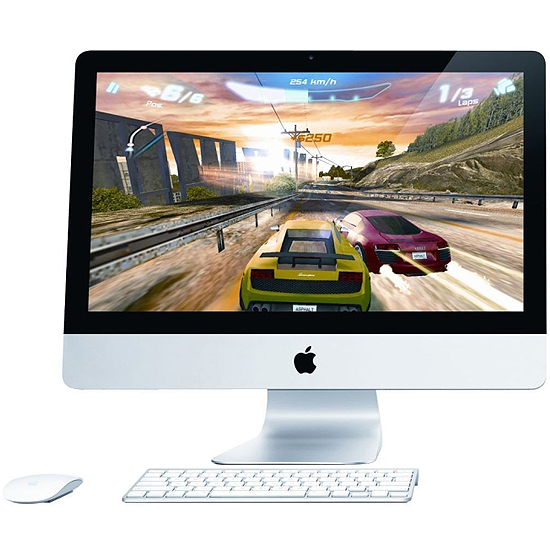 "iMac 21,5"" LED  Intel Core i5 2,7 GHz  Stockage 1To 8 Go Intel Iris Pro"