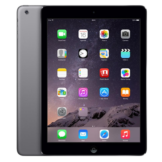 Apple iPad Air 2 Wi-Fi 16GB Space Gray MGL12HC/A