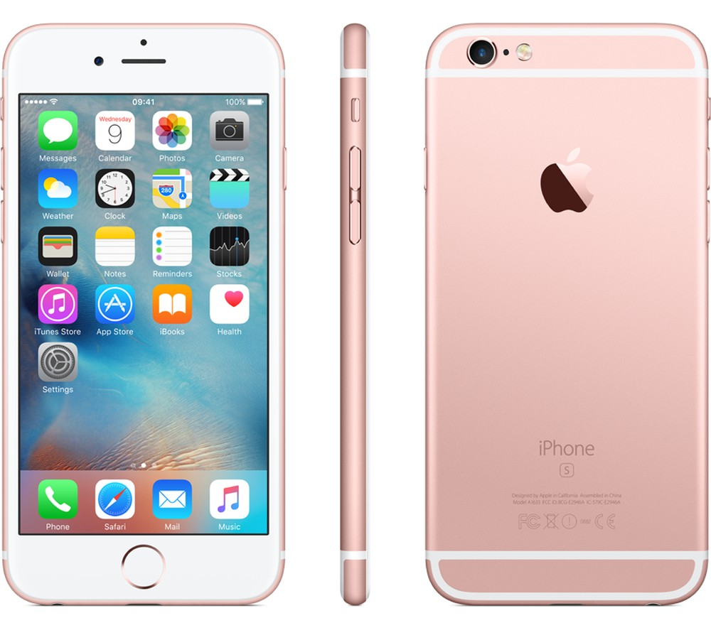 iPhone 6s Plus 64GB Rose Gold MKU92AA/A