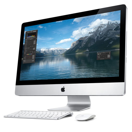 IMAC 27'' QUAD CORE i5 3.4GHZ/8GB/1TB/GEFORCE GTX 775M 2GB(A1419)
