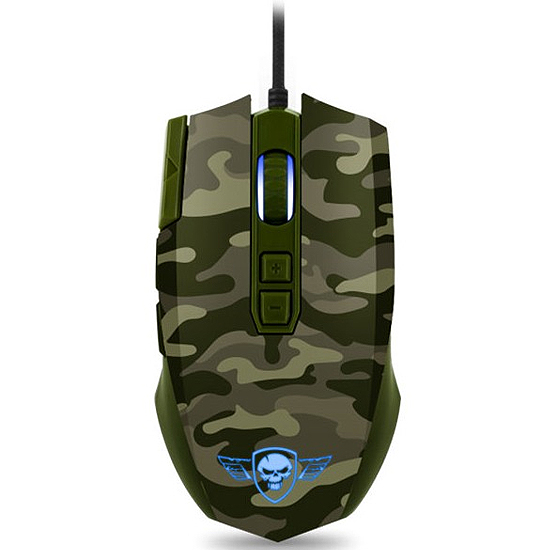 Souris ELITE M50 ARMY Edition Resolution S-EM50A