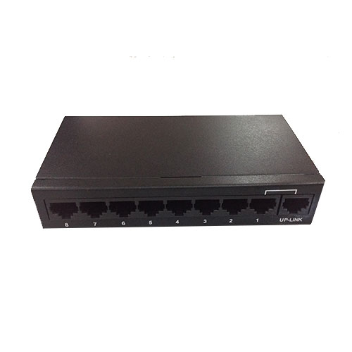 Switch 8-Ports 100Mbs Base Ethernet Non géré S1008