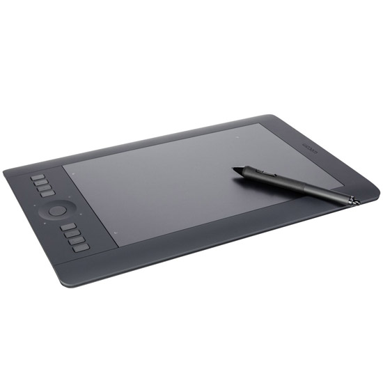 TABLETTE WACOM INTUOS PRO MEDIUM MAC/PC