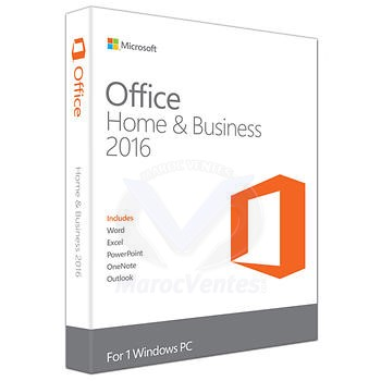 MS Office Home and Business T5D-02718