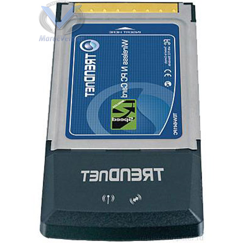 Carte PCMCIA 300Mbps N Speed