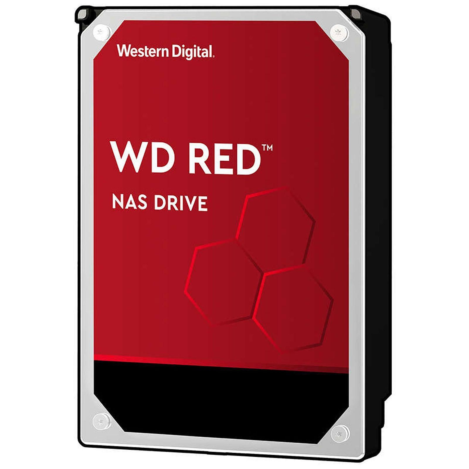 "Disque dur WD Red NAS  6TB 3.5"" SATA 6Gb/s WD60EFAX"