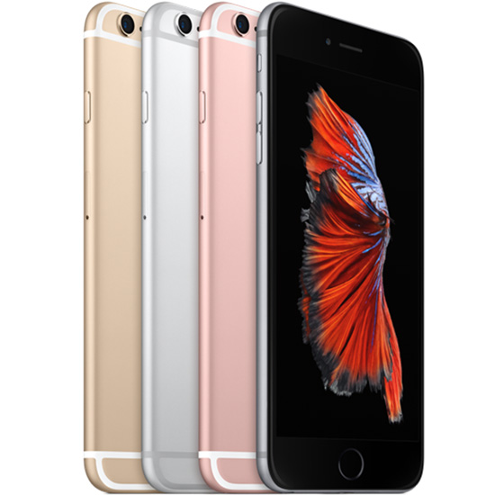 iPhone 6s Plus 16GB 64GB 128GB Gold Silver Space Gray Rose Gold MKU12AA/A